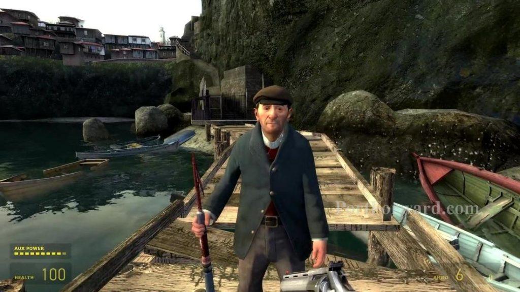 Half Life 2 Screenshoot