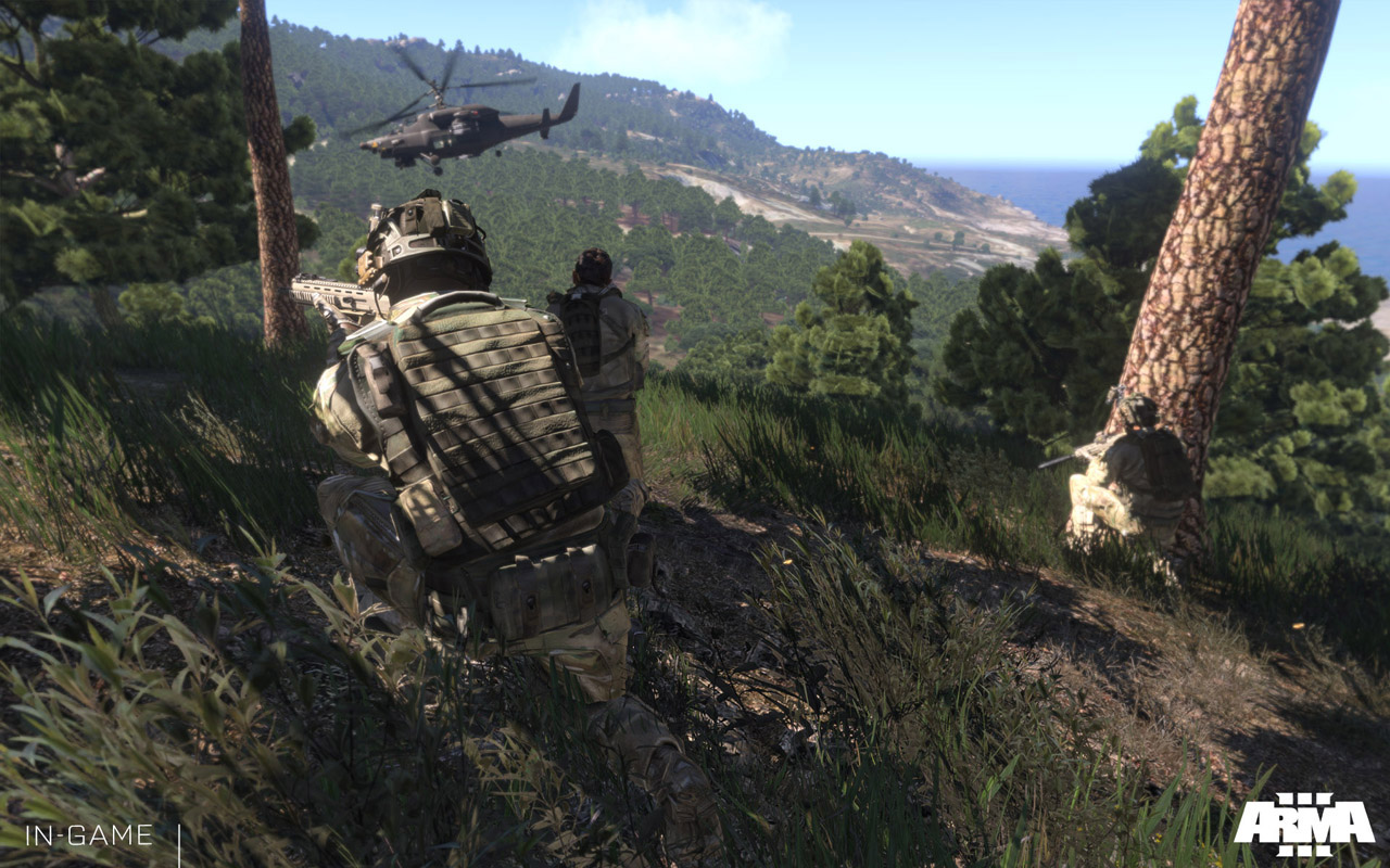 Arma 3 Download for Free [PC] [Full Activation Version Game