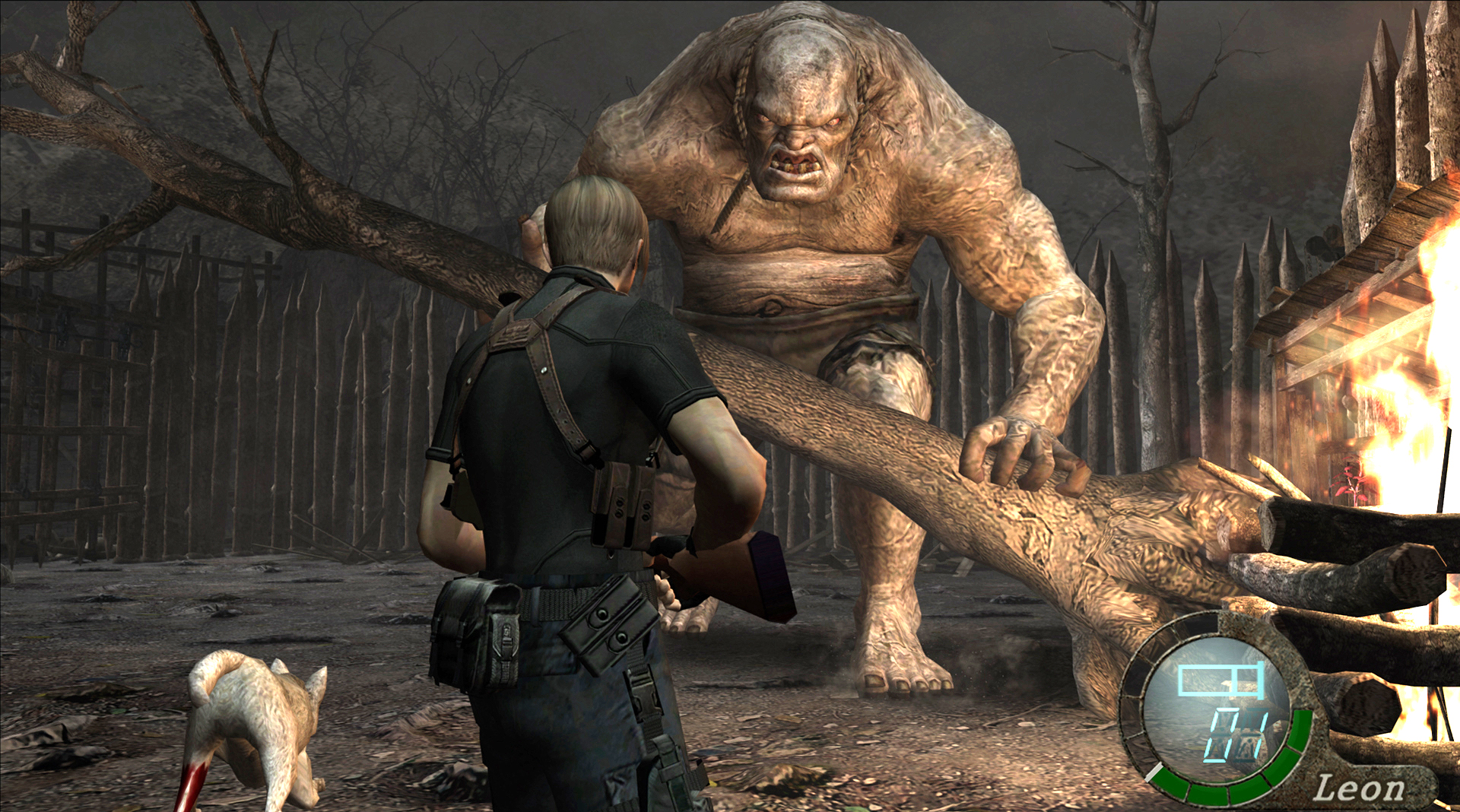 Download Resident Evil 4 Free PC Game Full Version - Free PC Games Ever