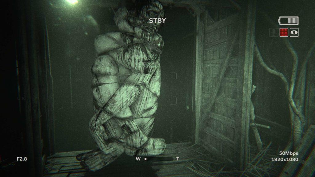 outlast 2 gameplay - screenshoot
