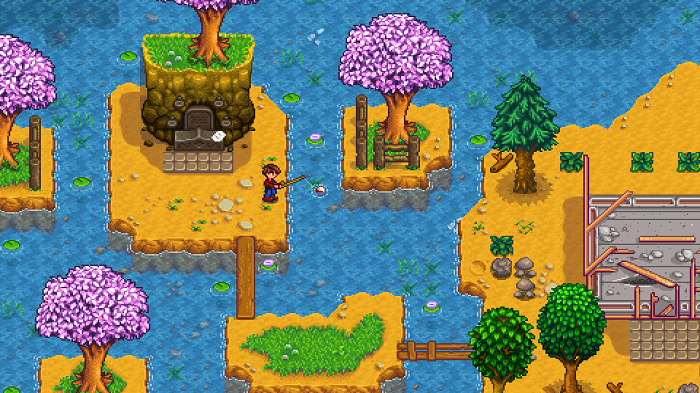 Stardew Valley Screenshoot