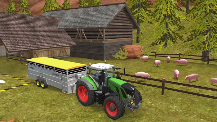 Farming Simulator 18 ScreenShoot