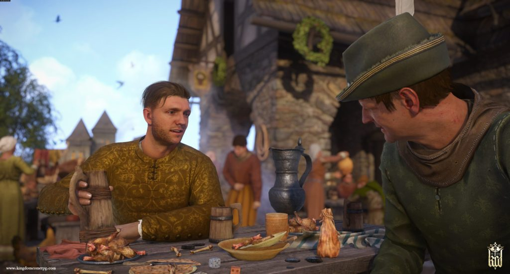Kingdom Come Deliverance Download for free