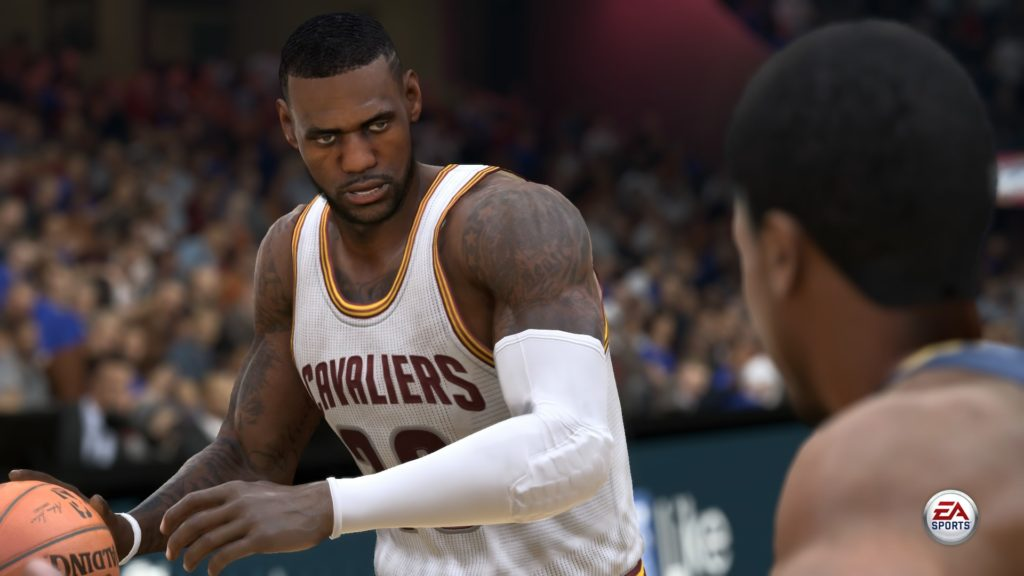 NBA LIVE 18 Download for free