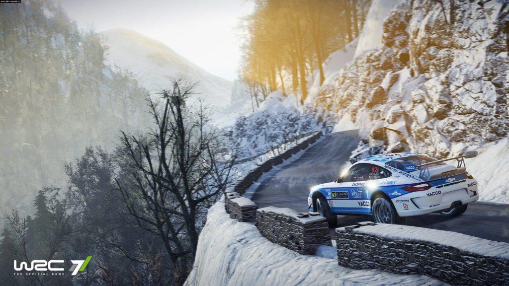WRC 7 full pc download