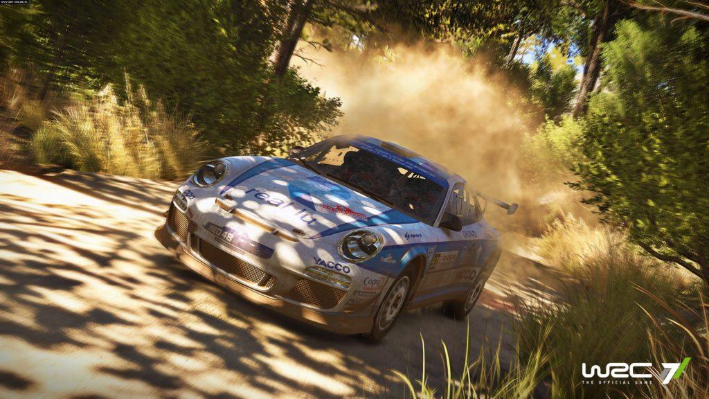 WRC 7 full version pc download