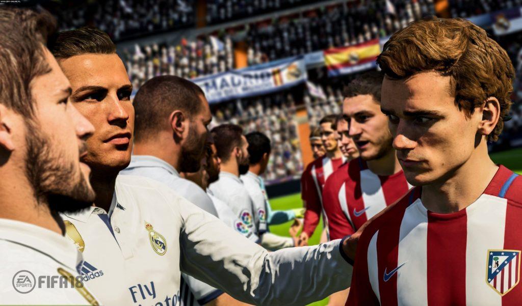 FIFA 18 Download PC