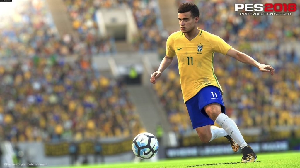 Pro Evolution Soccer 2018 Download for free