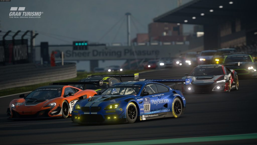 Gran Turismo Sport Download for free