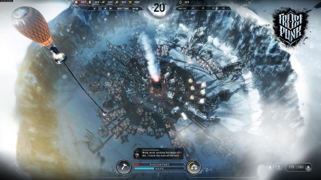 Frostpunk PC Download