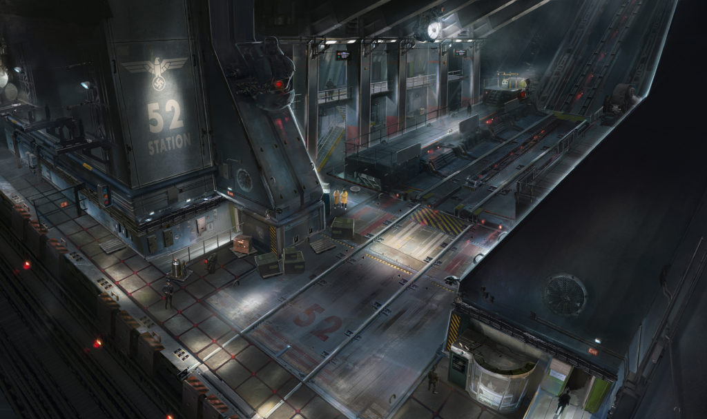 Wolfenstein II The New Colossus Download for free