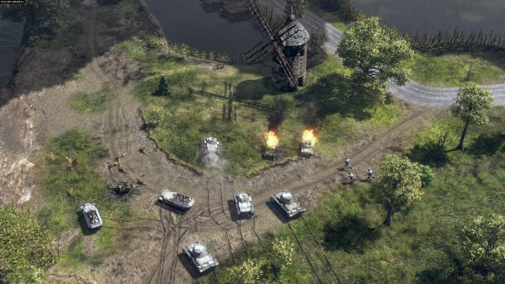Sudden Strike 4 download free pc