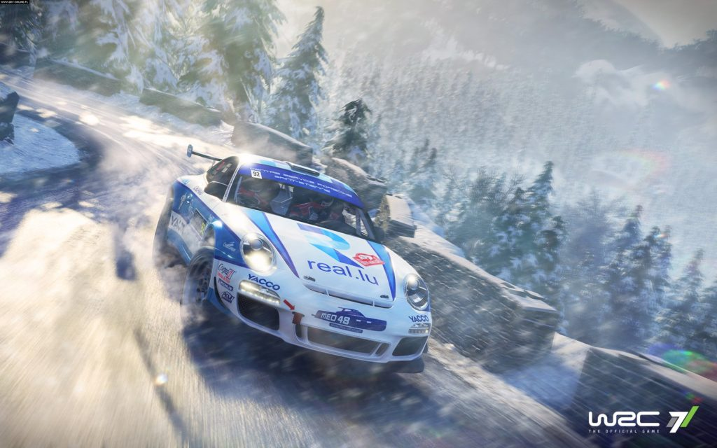 WRC 7 pc download