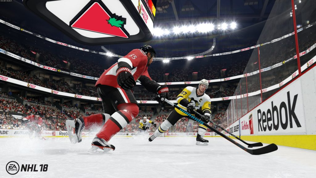 NHL 18 Download for free