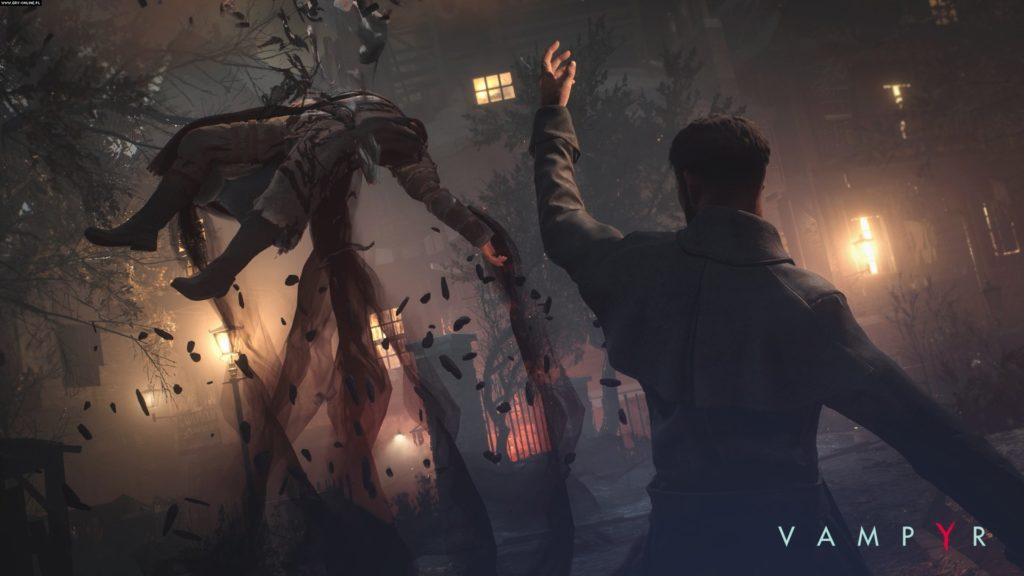 Vampyr PC Download
