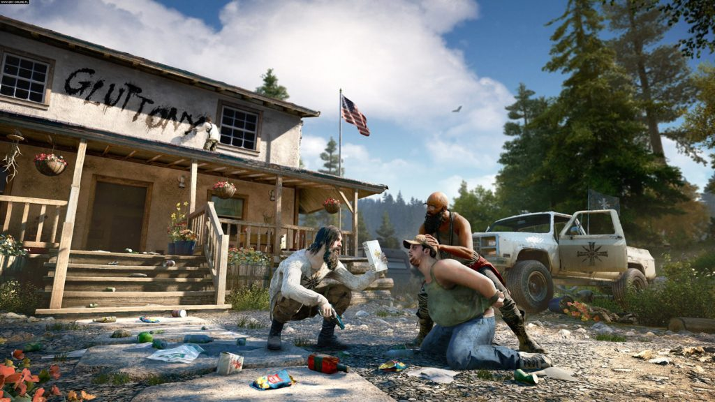 Far Cry 5 demo PC download
