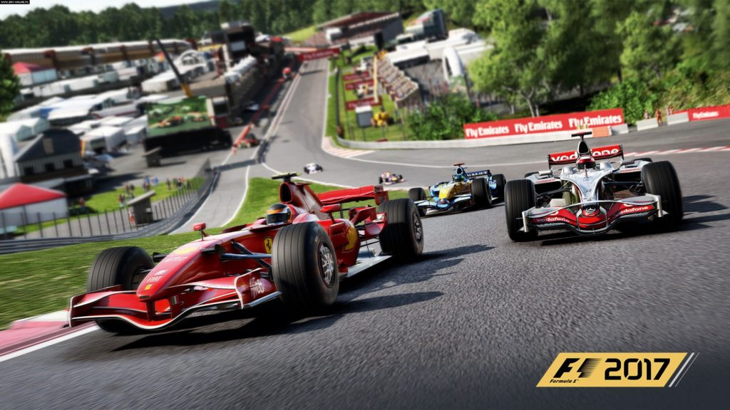 F1 2017 Download for Free
