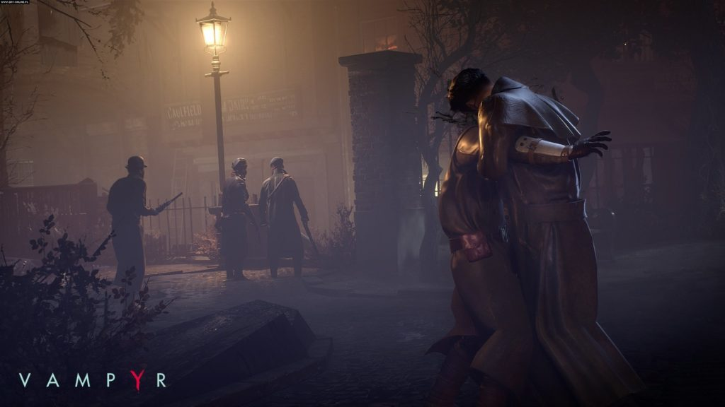 Vampyr Download for free
