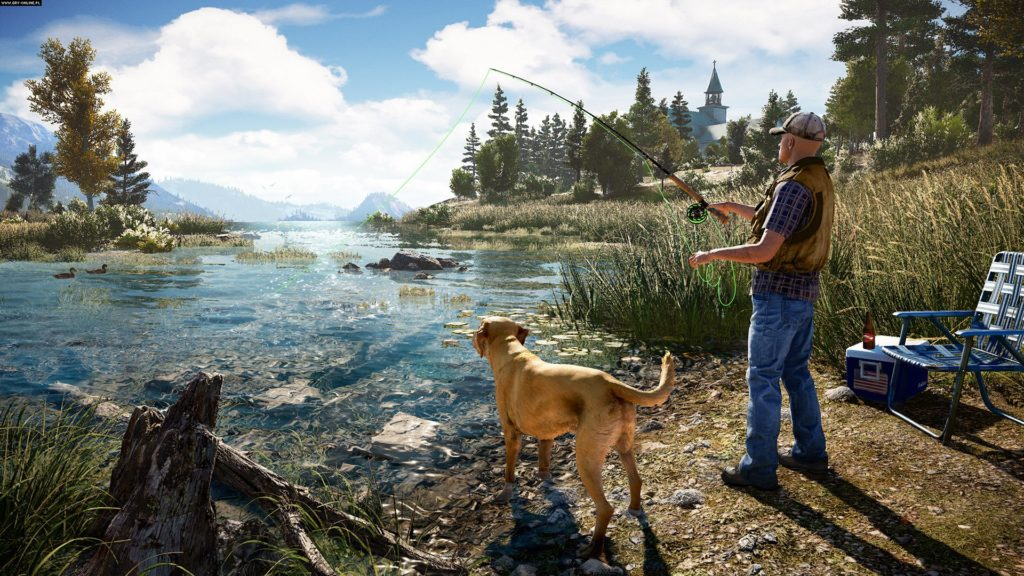 Far Cry 5 demo Free Download