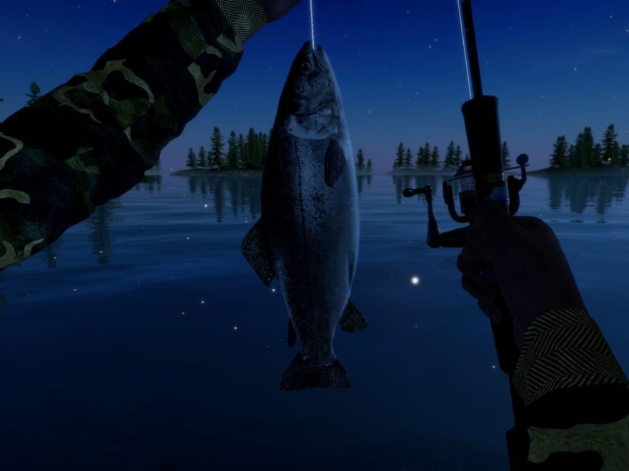 Ultimate Fishing download for free