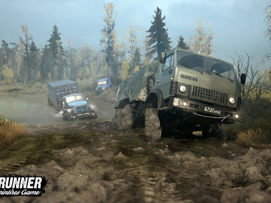 Spintires MudRunner pc download