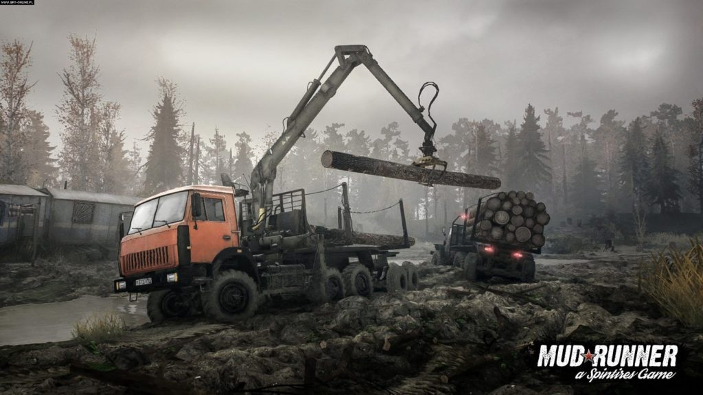 Spintires Mudrunner download pc