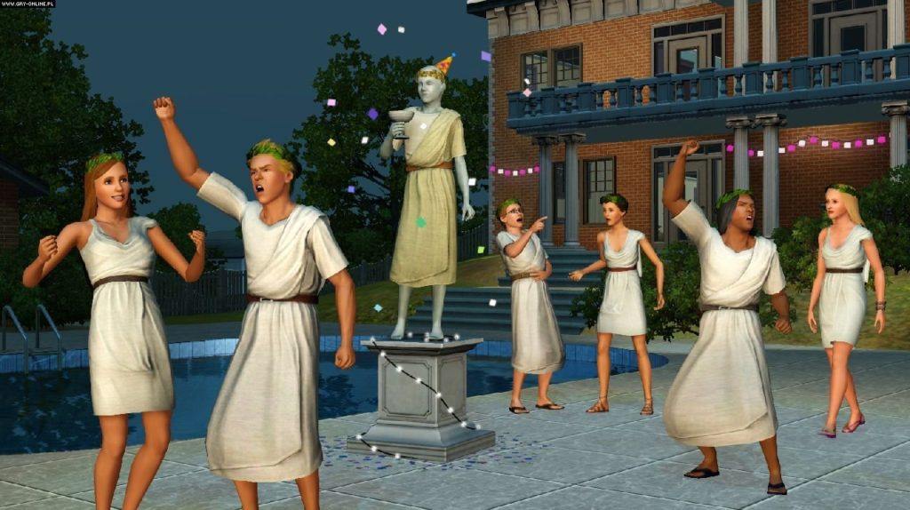 The Sims 3 free download pc