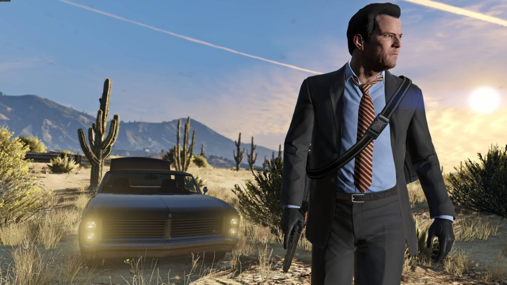 Grand Theft Auto V download pc for free