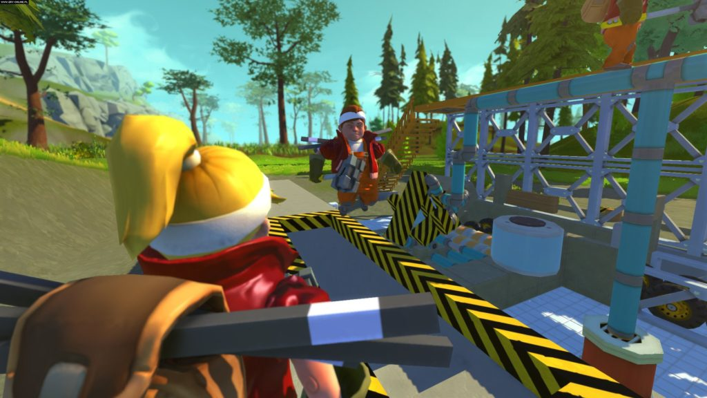 Scrap Mechanic Download for free