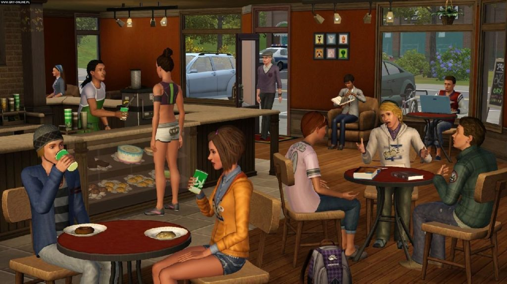 The Sims 3 download pc