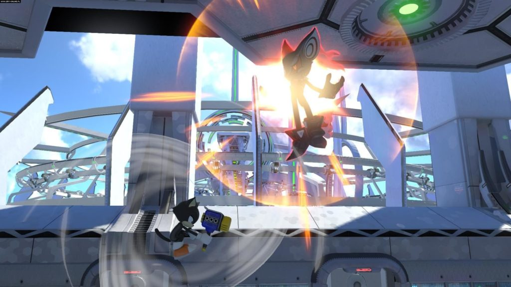 Sonic Forces pc for free