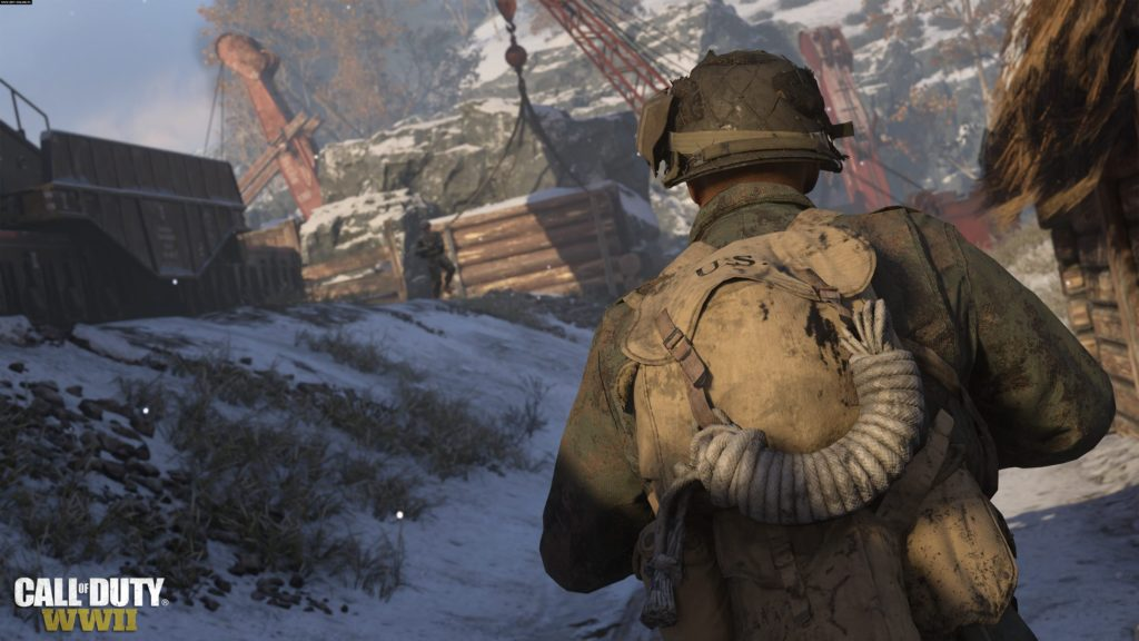 Call of Duty WWII download for free