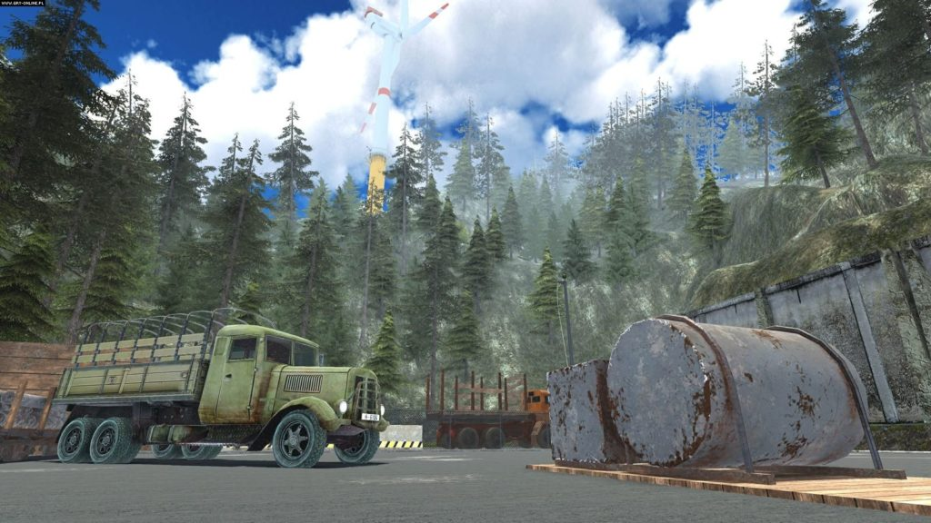 Proffesional Offroad Transport Simulator download for free
