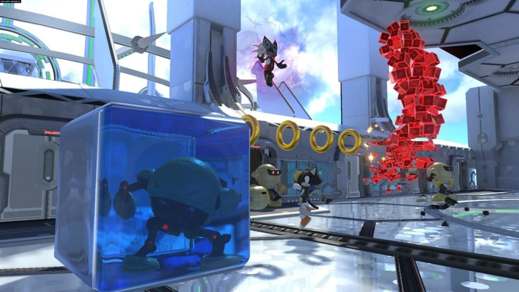 Sonic Forces download for free