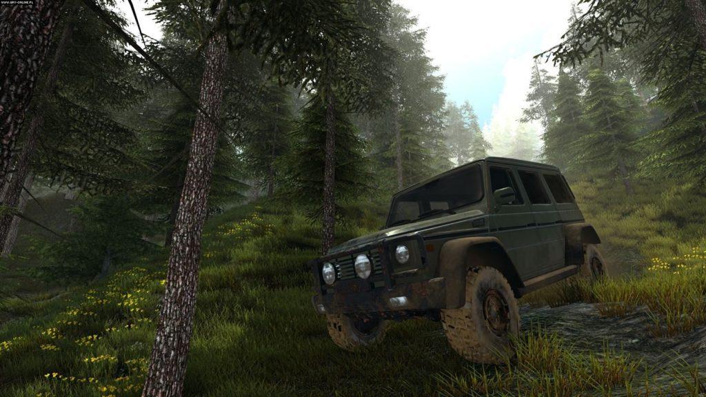 Proffesional Offroad Transport Simulator pc