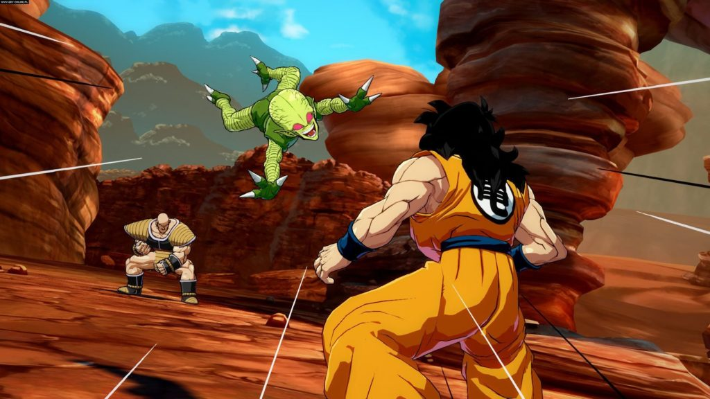 Dragon Ball FighterZ download pc for free