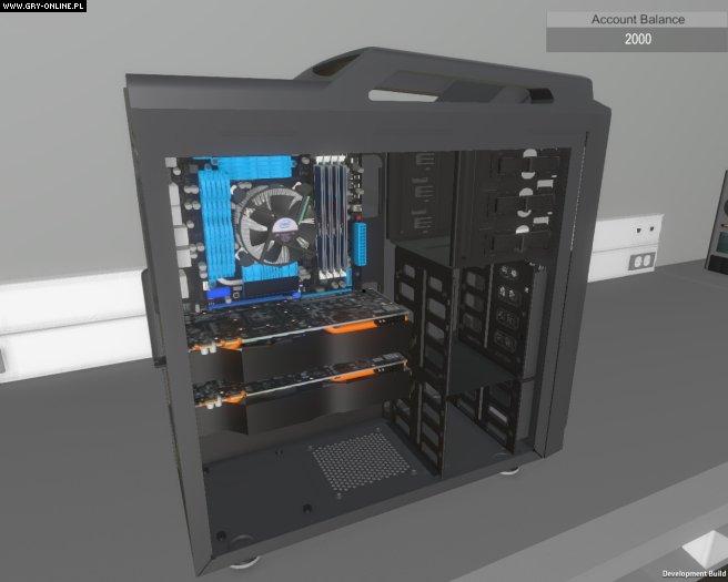 PC Building Simulator free game - Screenshoot