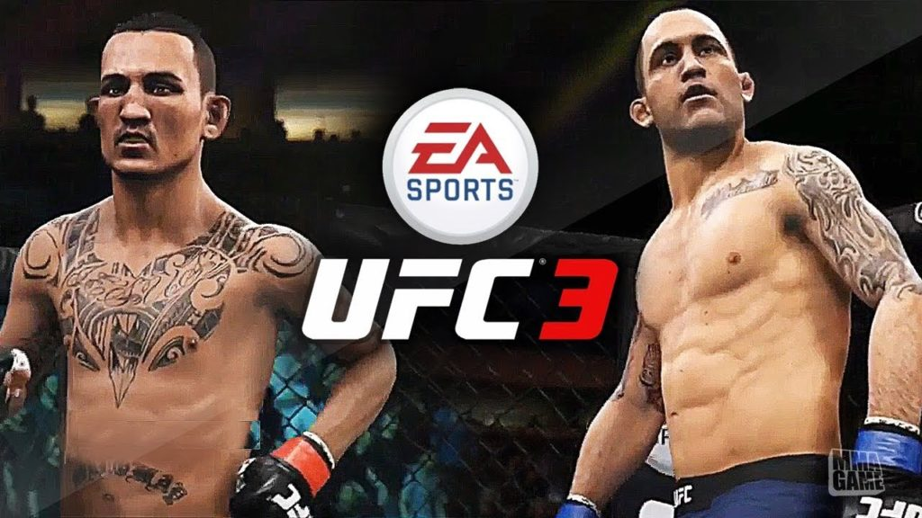 EA Sports UFC 3 download