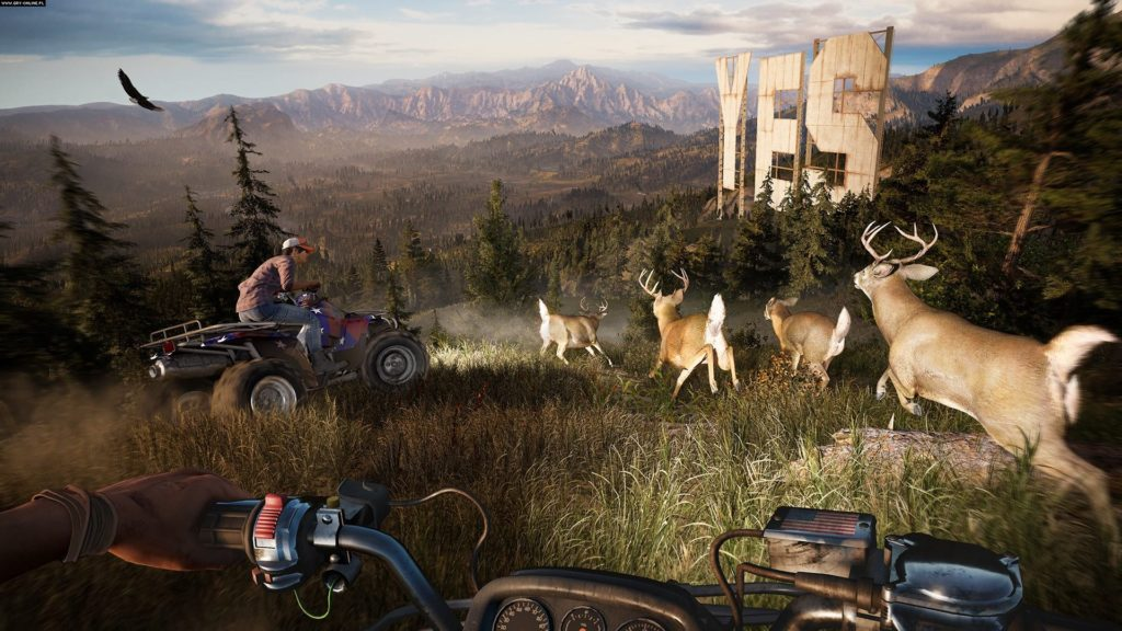 Far Cry 5 pc for free