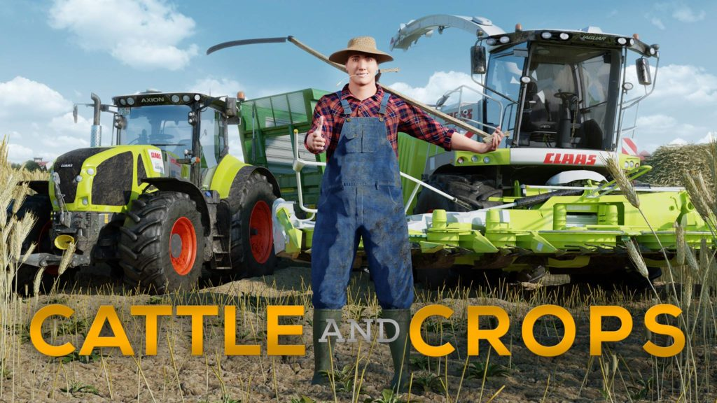 Cattle and Crops Download