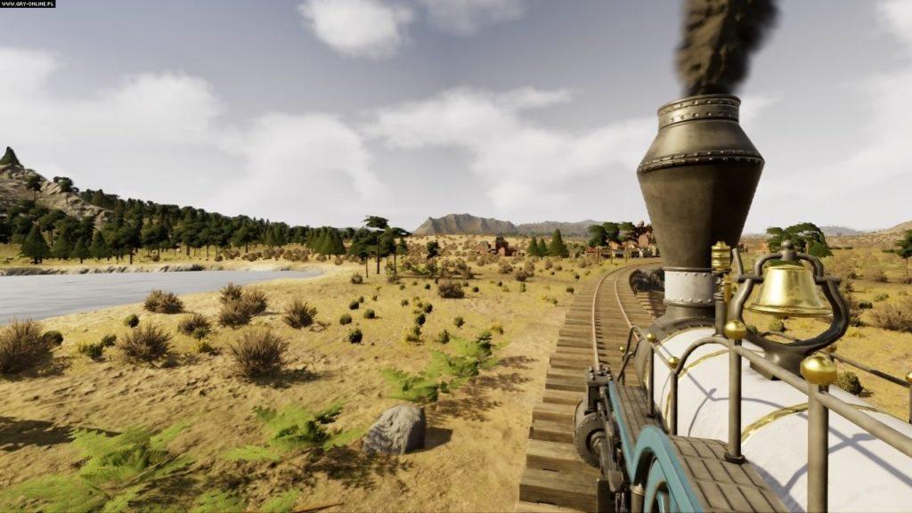 Railway Empire free pc