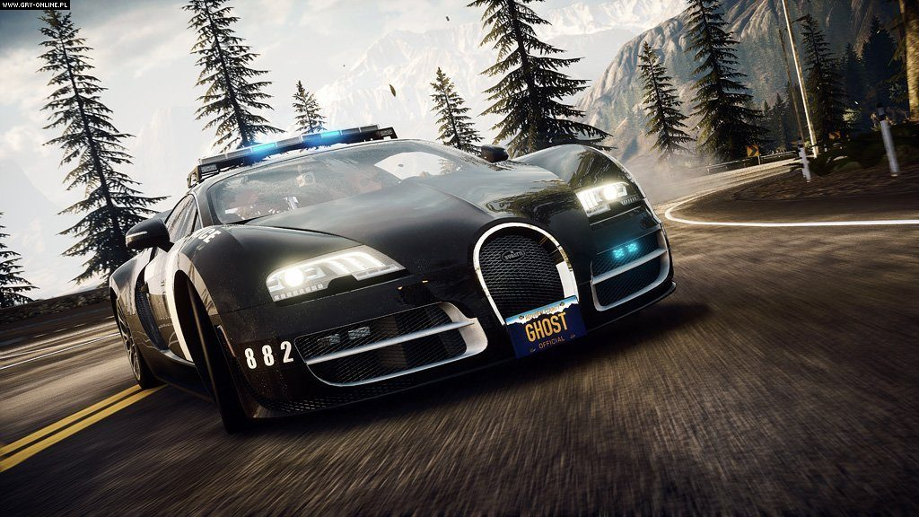 Need for Speed ​​Rivals pc game