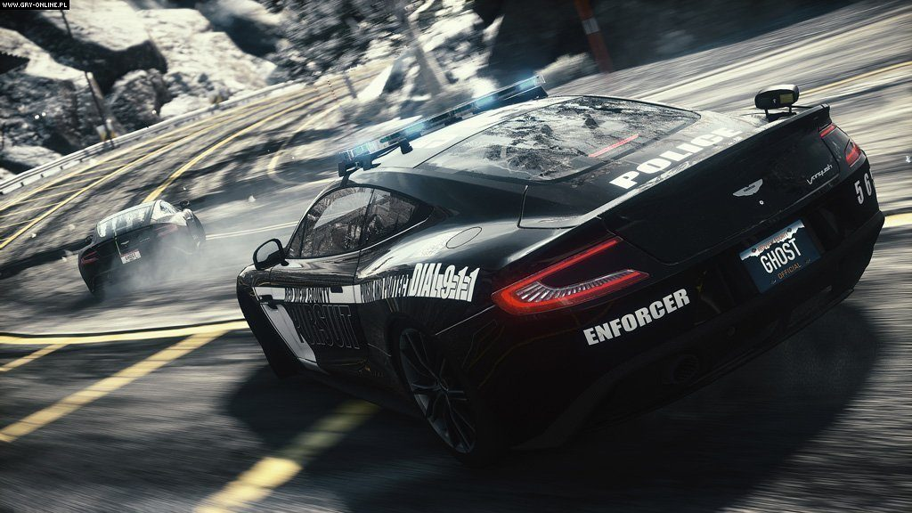 Need for Speed ​​Rivals download free