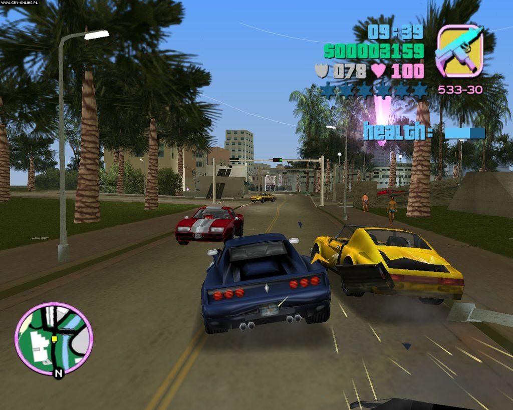 Grand Theft Auto Vice City Download pc