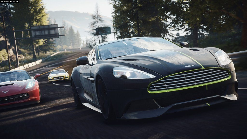 Need for Speed Rivals Download pc