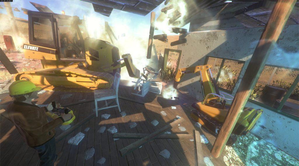 Demolish & Build 2018 pc game