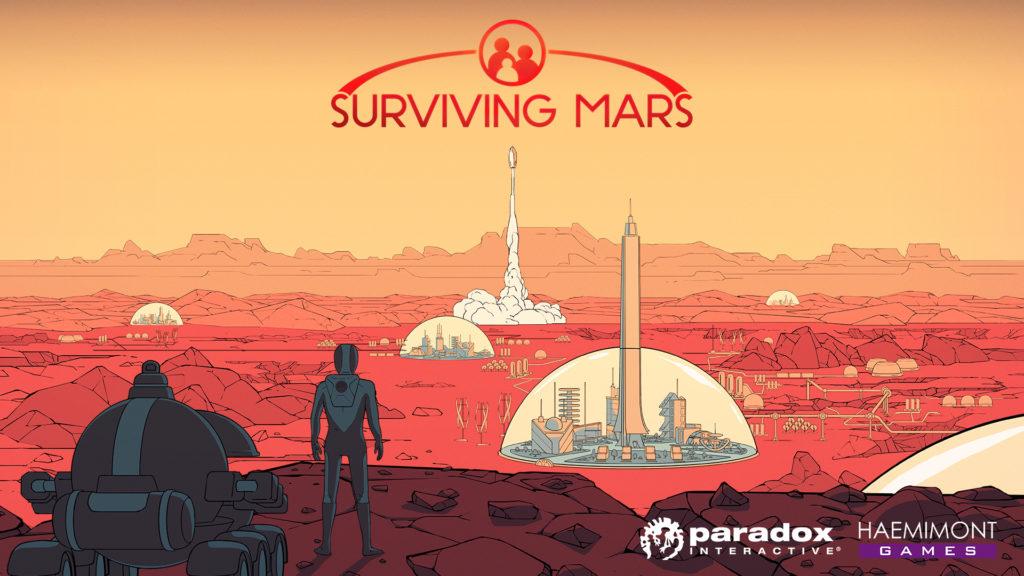 Surviving Mars download