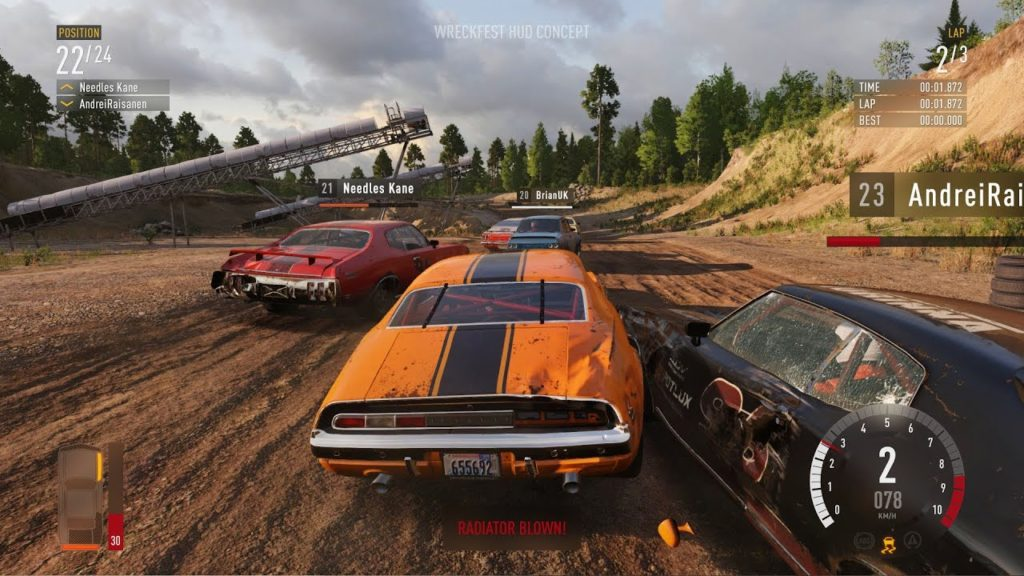 How to download Wreckfest for windows