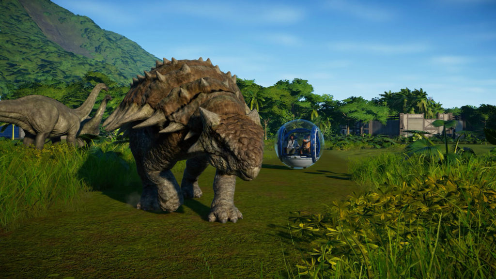 Jurassic World Evolution Game for Download