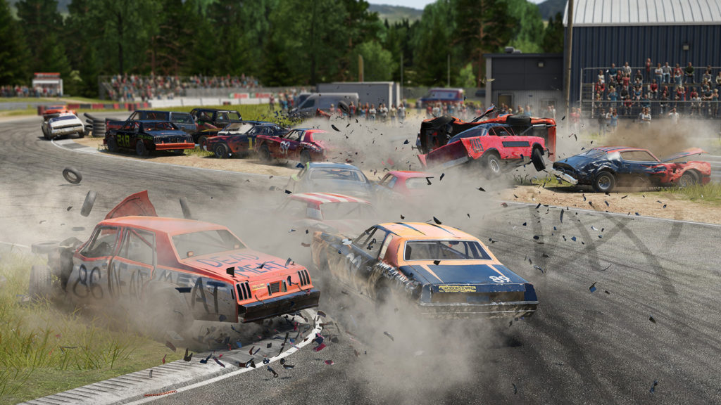 Wreckfest Free Game play